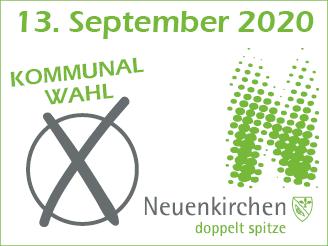 Grafik zur Kommunalwahl 2020©Gemeinde Neuenkirchen