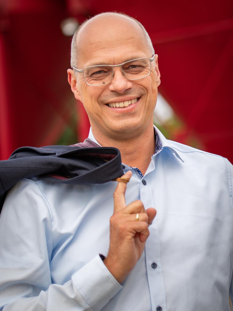 Bürgermeister Wilfried Brüning
