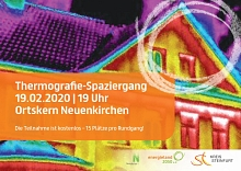 Thermografie-Spaziergang